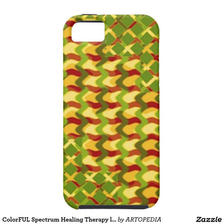 ColorFUL Spectrum Healing Therapy lowprice GIFTS iPhone 5 Covers