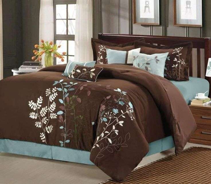Costco Charisma Sheets White: 15 Must-see Brown Comforter Pins