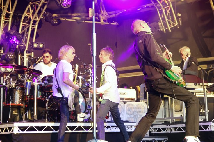 Here at Live Promotions we have Status Quo available for concert!  All tickets for our concerts can be purchased at www.livepromotonsconcerts.co.uk