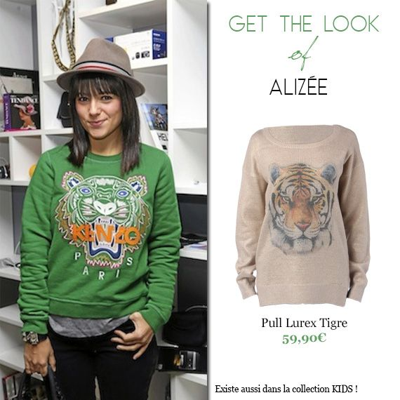 BEST MOUNTAIN // GET THE LOOK OF ... Alizée
