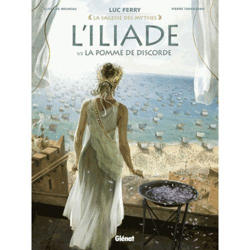 L'Iliade Tome 1 - La pomme de discorde