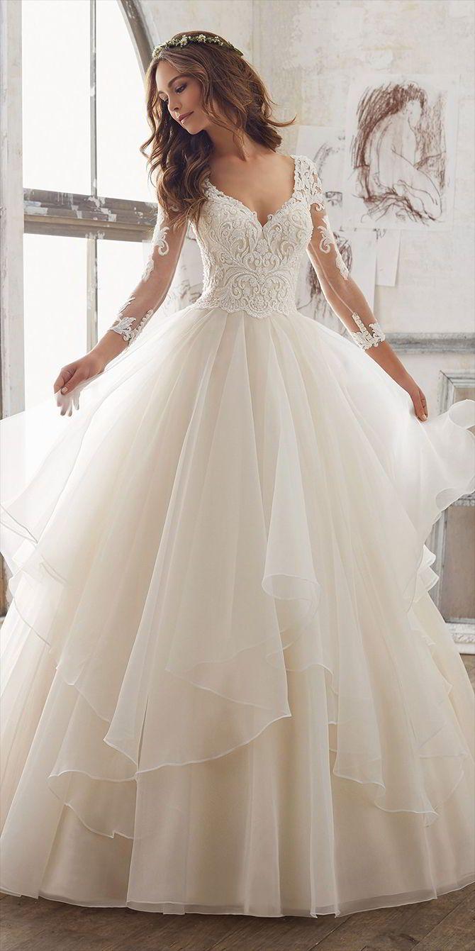 Blu by Madeline Gardner Spring 2017 Wedding Dress