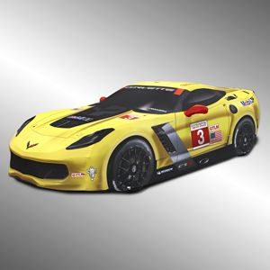 2016 Corvette Stingray Car Cover C7R Racing Indoor, for Coupe Convertible Z51 and Z06 Models