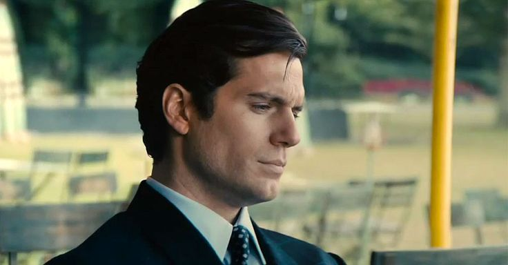 Henry Cavill and Armie Hammer Spy Hard in New 'Man From UNCLE ...