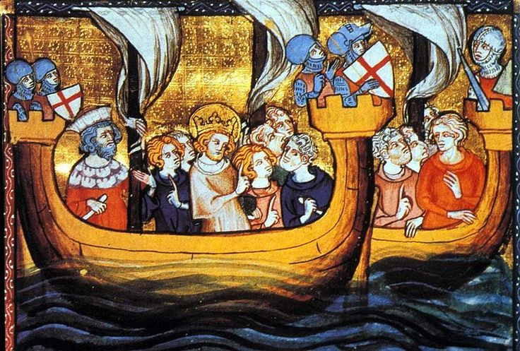 The seventh Crusade.