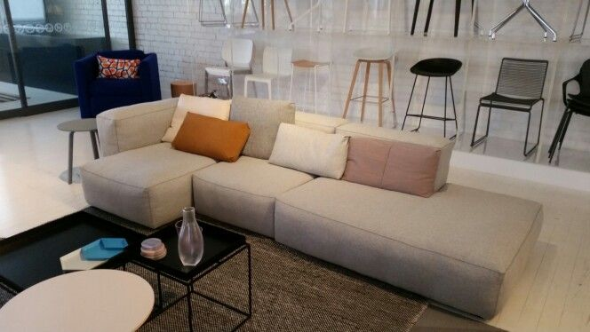 Cult design  Mags Soft Sofa - Hay