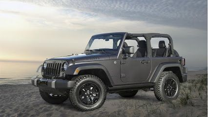 Cool off during the #heat this weekend in a #Jeep #Wrangler #Sport.