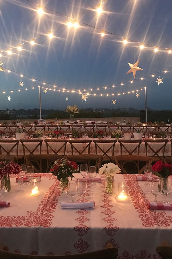 Fourth Of July Dinner Party Darcy Miller Designs Stars