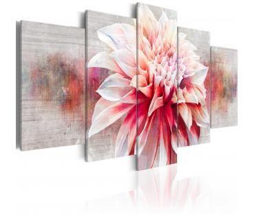 Modernes Gemälde Flower of Elegance