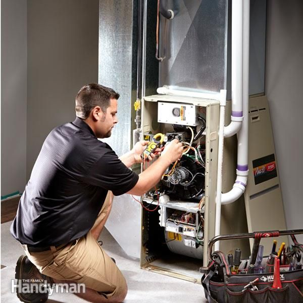 Keep your high-efficiency gas furnace running with these 3 easy furnace repairs (Bonus: 2 repairs that you should never attempt on your own).