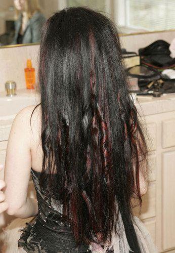 Amy Lee such pretty hair