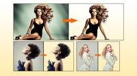 Masking Women Hair in Photoshop (5 Projects Included) Coupon $33 78% off #coupon