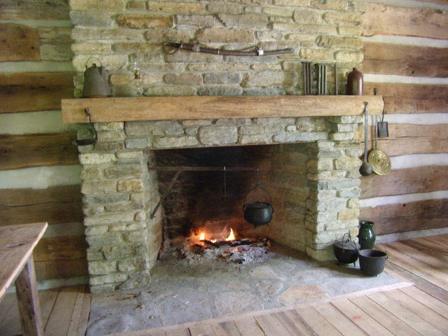 17 best images about cabin style living and decor on for Floor hearth
