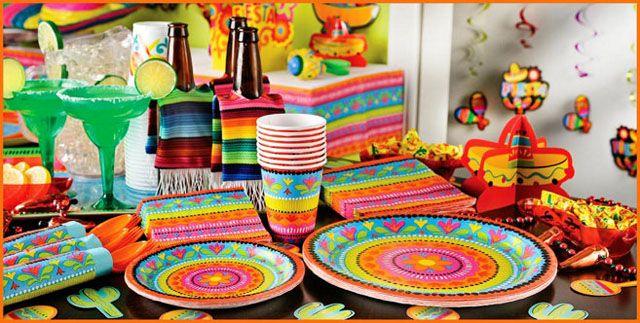 Festa messicana, ecco tutto quello che non può mancare per un tex-mex party divertente e unico!