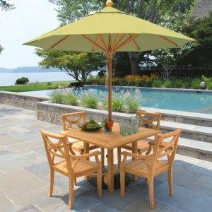 Meja Payung Desain Terbaru merupakan salah satu produk furniture outdoor unggulan dari aura mebel furniture jepara yang menggunakan desain terbaru