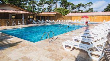 Camping Gironde - Camping Pyla Camping 3 * - Camping de France haut de gamme du Club Airotel. #airotel #camping #vacances