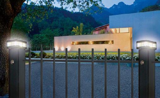 Gardenplaza - Gartentore mit Elektro-Antrieb sorgen für ein gutes Gefühl - Das Tor zur Sicherheit