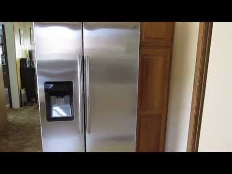 Samsung RS267 Refrigerator Side Not Cooling: How To Fix Cooling Problem - YouTube