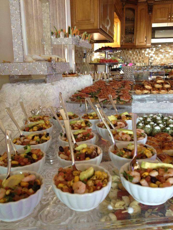 Armenian Wedding Bride S House Pre Wedding Finger Food