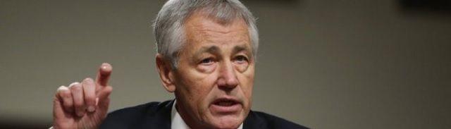 Defensieminister Hagel waarschuwde voor nieuwe wereldorde. Nu is hij ontslagen - http://www.ninefornews.nl/defensieminister-hagel-waarschuwde-voor-nieuwe-wereldorde-nu-hij-ontslagen/