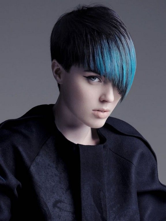 окрашивание волос пастельные цвета Noddy's On King hairstyle hair color pastel