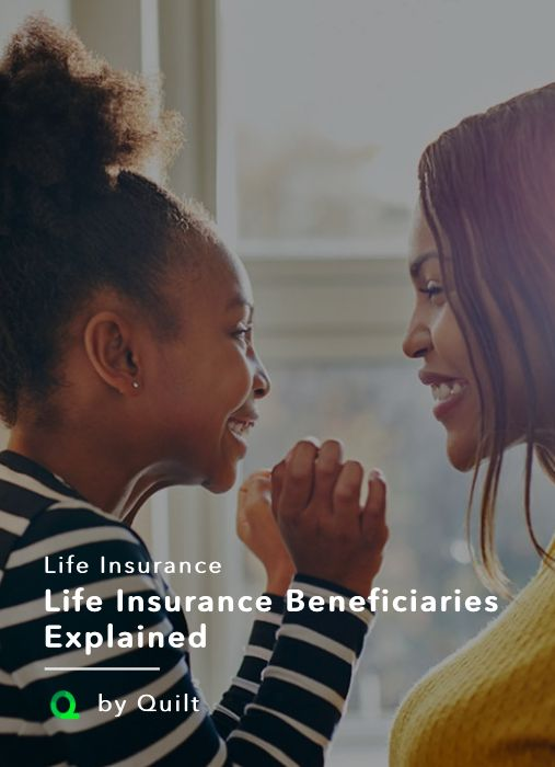 Life Insurance Beneficiaries Explained: Have questions about primary and contingent beneficiaries? Not sure whether you should choose per capita or per stirpes? We've got you covered #beneficiary #kids #parents #parenting #parenting101 #newmom #momlife #dad #mom #parentingtips #kids #kidsafety #cover #getquilt #quiltlife #family #love