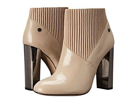 Womens Boots Calvin Klein Klara Cocoon Box/Sheep Nappa