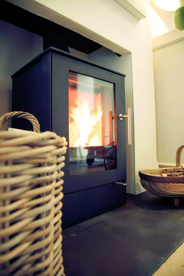 You can get the beautiful #QTee #fireplace in three hights. Have a look