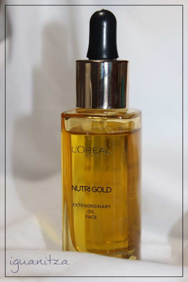 be a masterpiece: [Review] L'Oreal Ulei Extraordinar Nutrigold