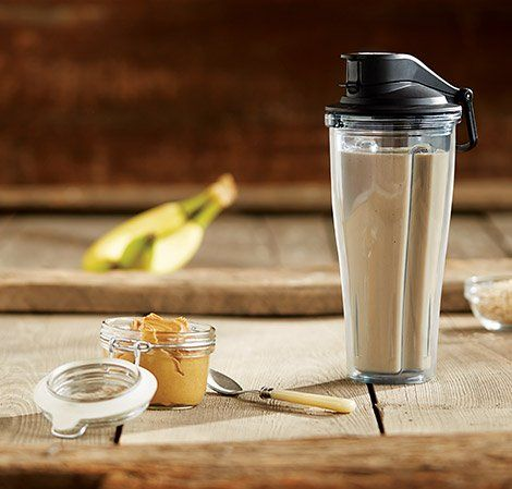 Nuts and Grains Breakfast Smoothie   Vitamix