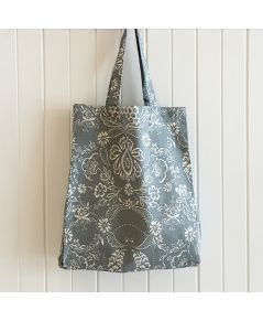 Savonna Tote, the silver sophisticate of our range