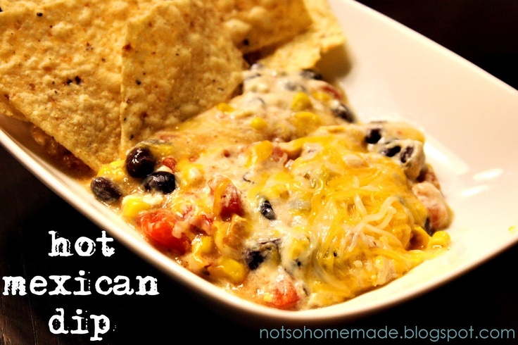 Easy Hot Mexican Dip