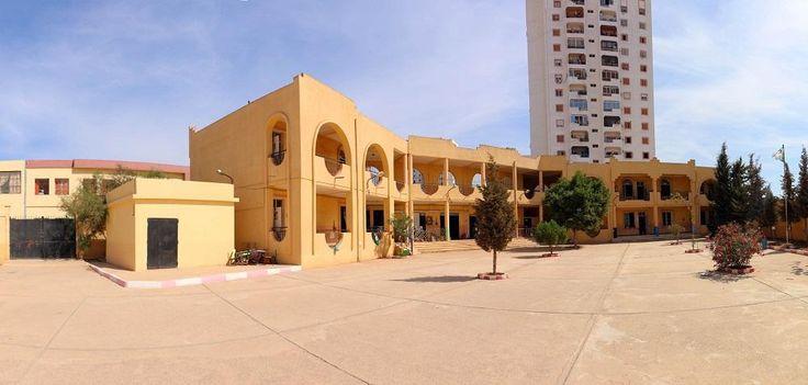 Oran : Rénovation énergétique d'une école
