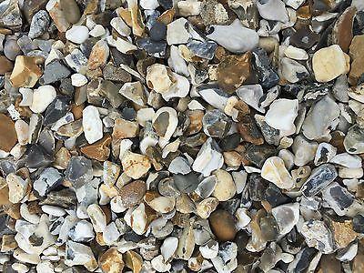 Moonstone Gravel Flint Chippings for Landscaping ...