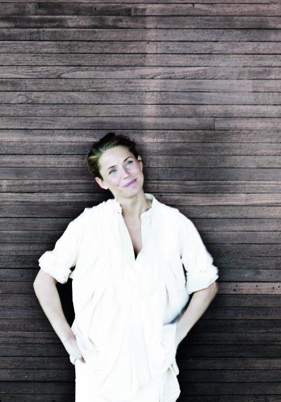 Tuva Novotny photo: Line Klein AD: Joanna Swanson for: Leva Magazine