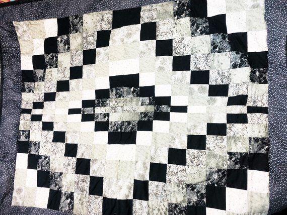 Black And White Quilts Black And White Quilts White Quilt Patchwork Quilts For Sale