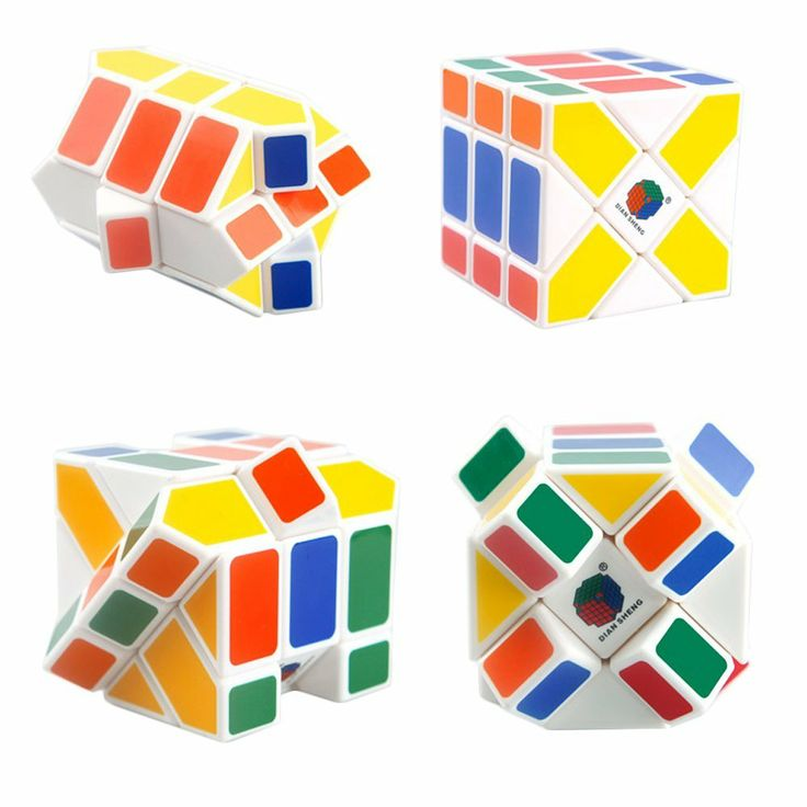 how to solve a square puzzle