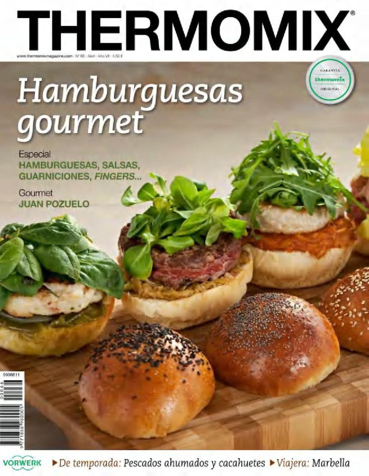 Tm abril 2014 - HAMBURGUESAS GOURMET