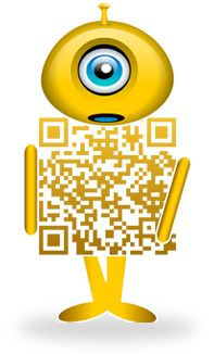 Its amazing what you can do with these codes in a classroom!  Fancy QR codes
