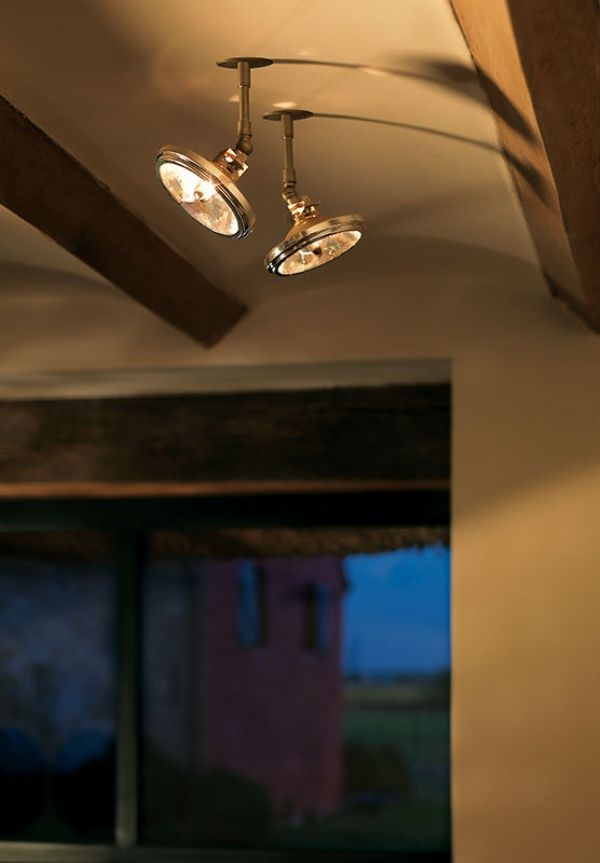 Nosta Licht | Sati C1S 45mm mat vernikkeld