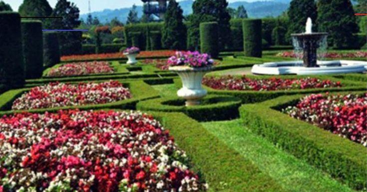 Taman Bunga Yang Yang Cantik