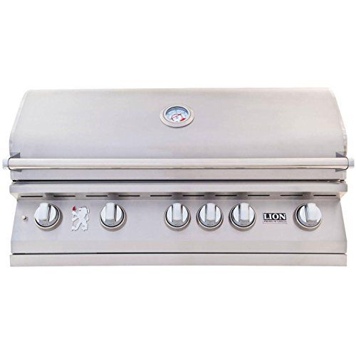 Lion 40Inch BuiltIn Gas Grill  L90000 Stainless Steel Natural Gas >>> Want to know more, click on the image.