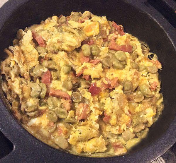 Revueltos (varias recetas) » Divina CocinaRecetas fáciles, cocina andaluza y del mundo. » Divina Cocina