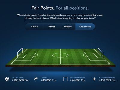 Fantasy Soccer Game