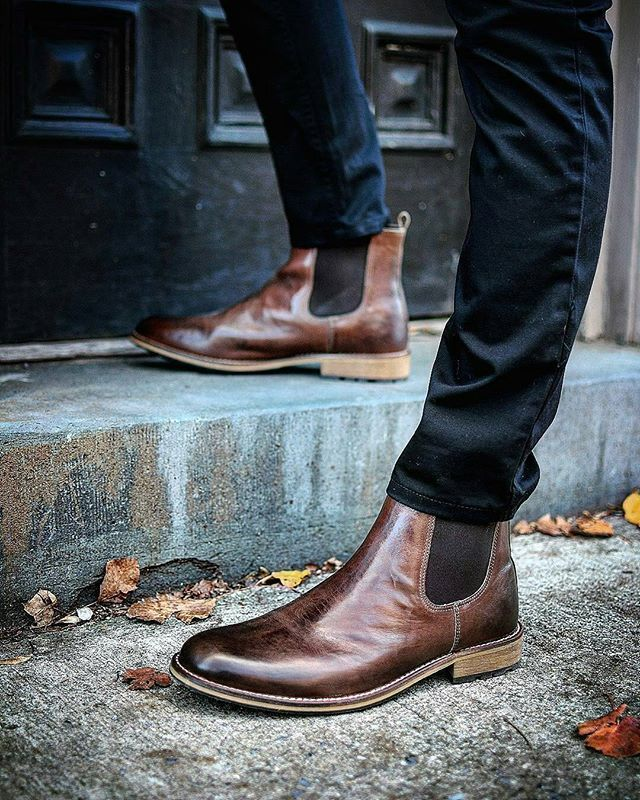 What is your favorite boot style? Follow @shoes.men.coverbook for more gent shoes inspo #CoverbookStyle by @bluecollarprep http://www.99wtf.net/young-style/urban-style/mens-ideas-dress-casually-fashion-2016/