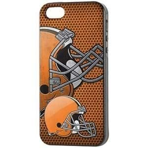 NFL Dual Protector iPhone 5/5S/SE Case - Cleveland Browns
