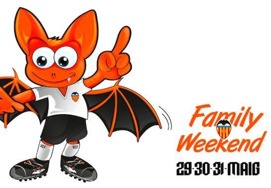 """Programa de actividades de la Family Weekend , """"La festa del Valencia CF"""" el 29, 30 y 31 de mayo - http://www.valenciablog.com/programa-de-actividades-de-la-family-weekend-la-festa-del-valencia-cf-el-29-30-y-31-de-mayo/"""