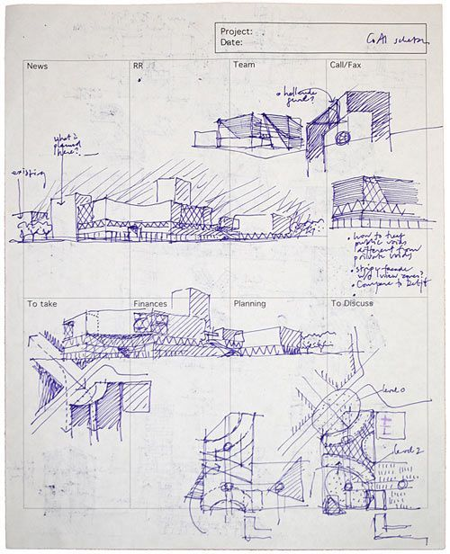 컨셉스케치_건축스케치 감각적인 드로잉 : 네이버 블로그