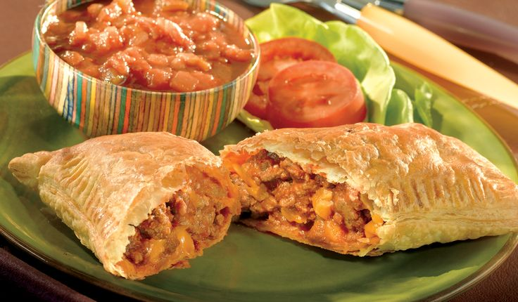 Pepperidge Farm® Puff Pastry: Taco Pockets