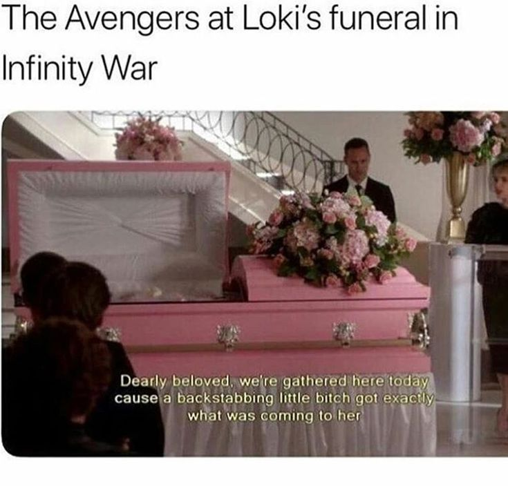 Even though Loki is my favorite but still it's funny